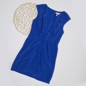 BCBGeneration Blue Azure Sleeveless Dress
